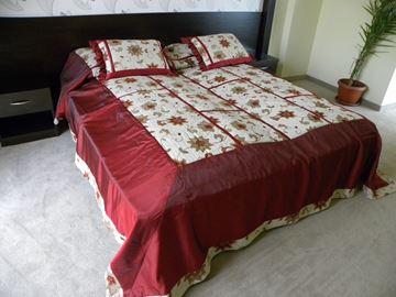 """Снимка на Арт Покривало за спалня с дек.в-ци """"Лидия"""" 250/280см."""