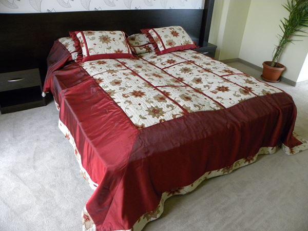 """Picture of Арт Покривало за спалня с дек.в-ци """"Лидия"""" 250/280см."""