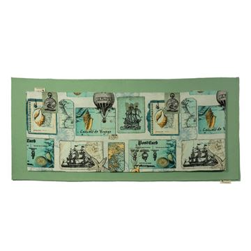 Picture of Комплект Декоративни ленти за маса - Кораби - 38/175 и 30/175