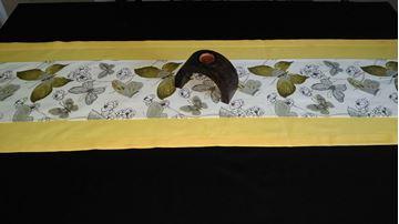 Снимка на Комплект Декоративни ленти - Пеперуди - размер 40/230 и 25/195