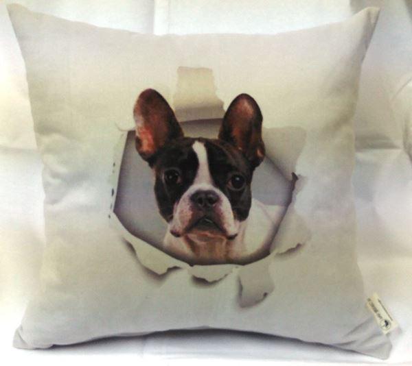 Picture of Декоративна възглавница - Палавото куче 1