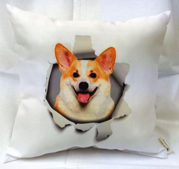 Picture of Декоративна възглавница - Палавото куче 2