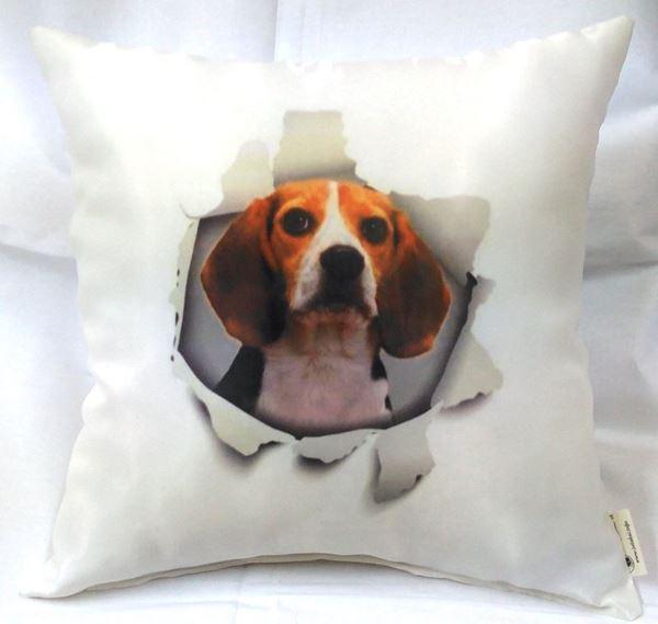 Снимка на Декоративна възглавница - Палавото куче 3