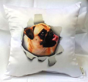 Picture of Декоративна възглавница - Палавото куче 4